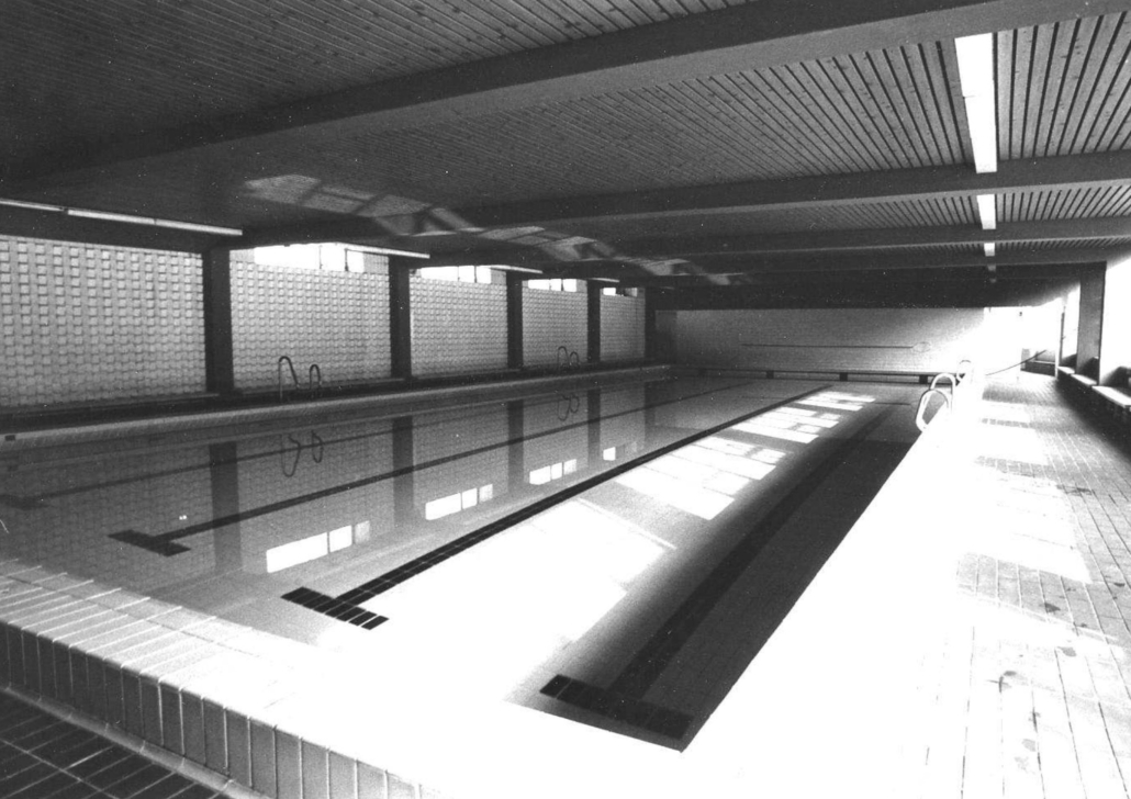 1967 - Eröffnung des ersten vereinseigenen Hallenschwimmbad-Deutschlands |SVW05