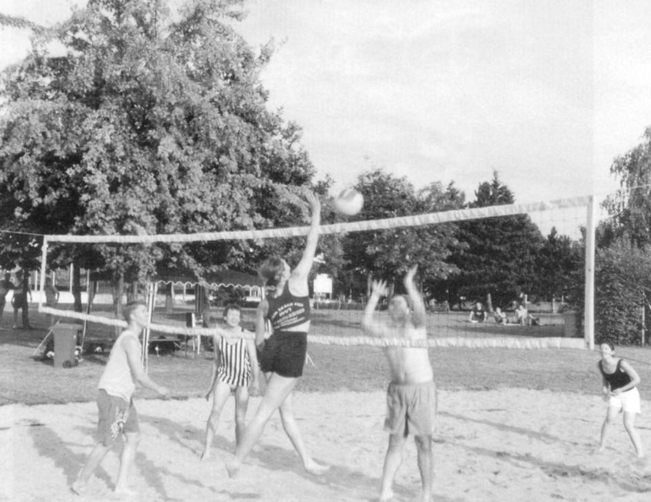 Beach-Volleyball Eröffnung | SVW05