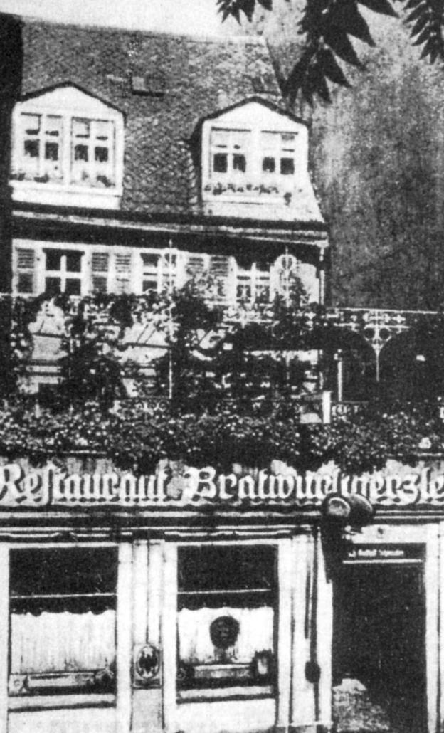 "1905 - Bratwurst""husle"" | SVW05"