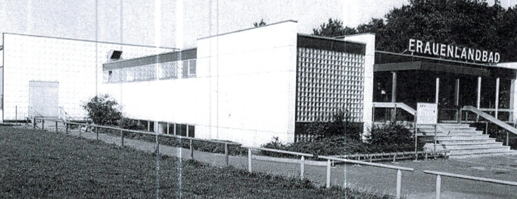 1971 - Frauenlandbad Halle | SVW05